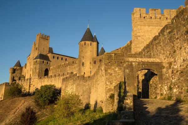La citadelle de Carcassonne 1