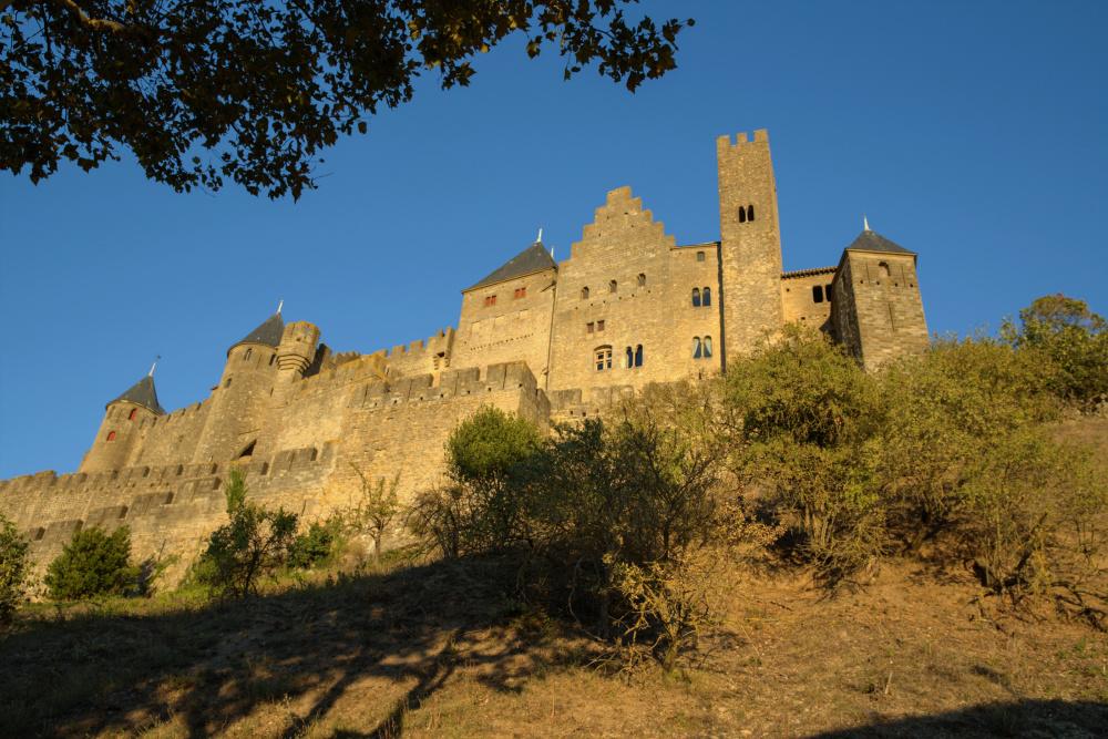 La citadelle de Carcassonne 2