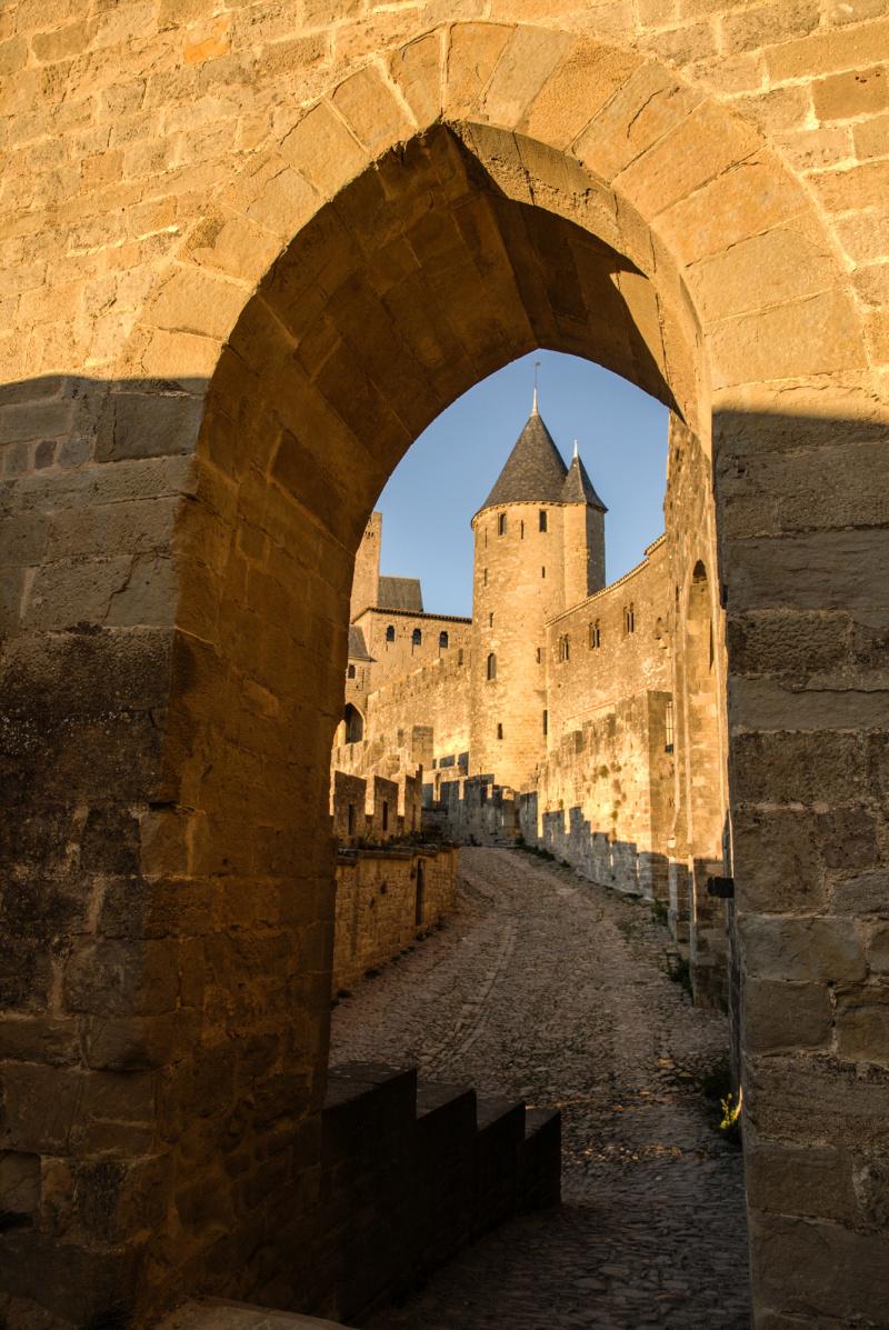 La citadelle de Carcassonne 3