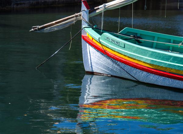 Bateaux de Collioure.