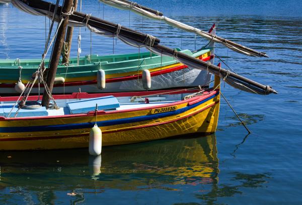 Bateaux de Collioure 2