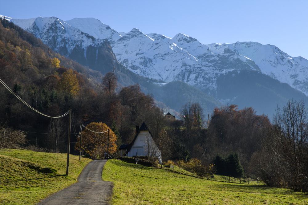 Bergerie de montagne
