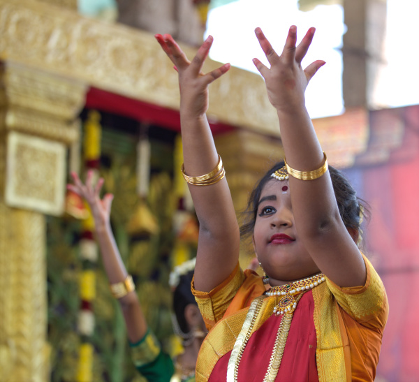 Danse sacrée. 3