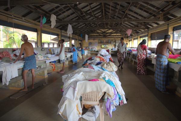 La blanchisserie de Cochin