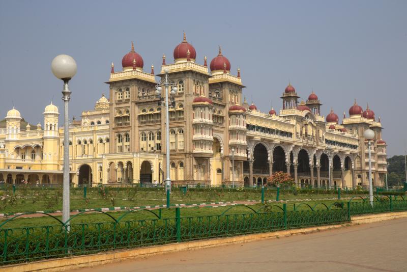 Le Palais de Mysore