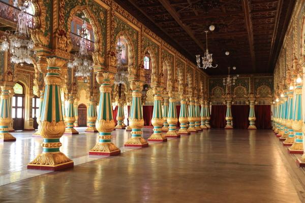 Une salle du Palais