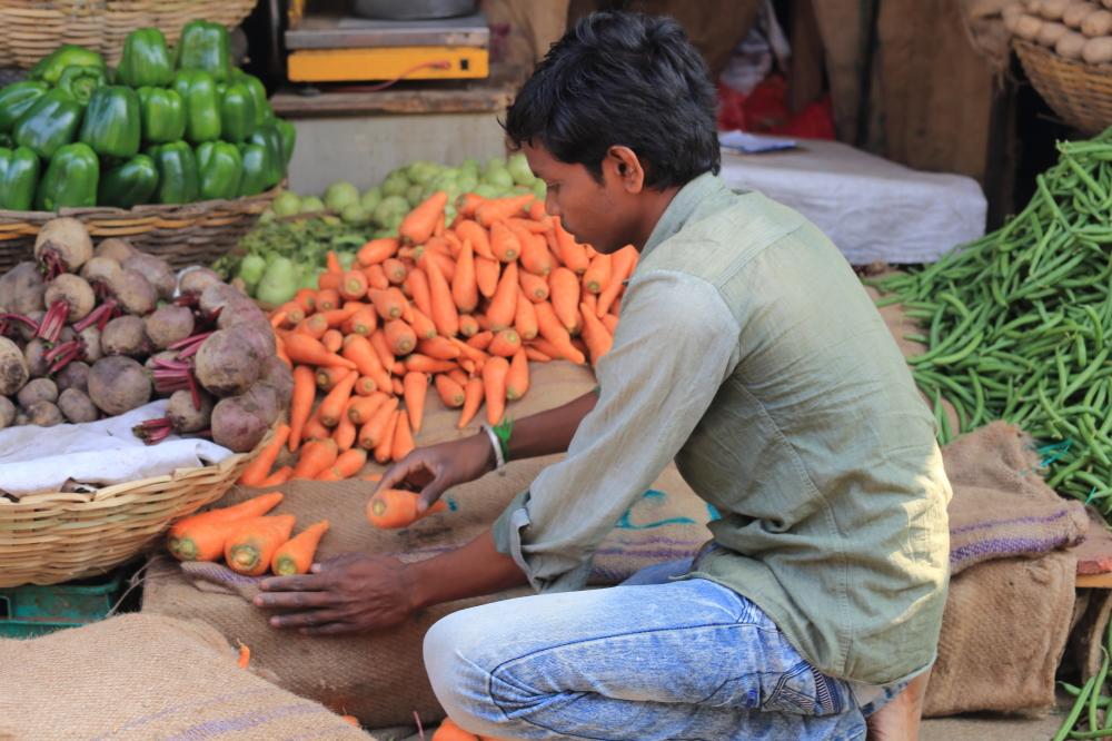 Au marché de Mysore 2