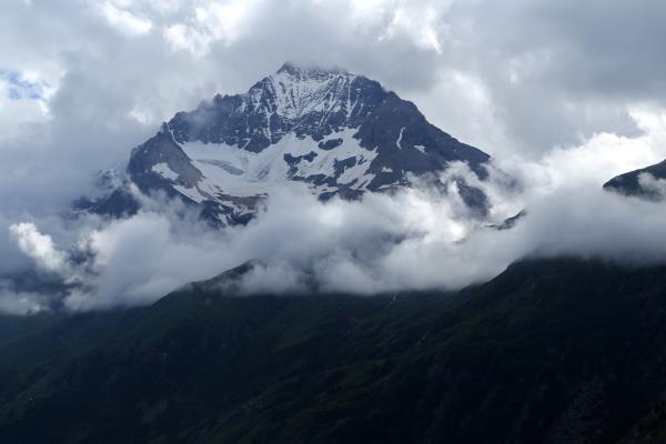 Paysage alpin 2