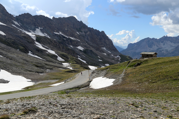 Paysage alpin 3