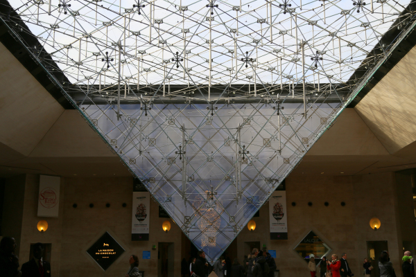 Secrets de la pyramide  4