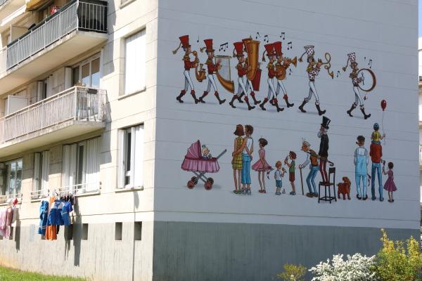 Murs d'Angoulême 2