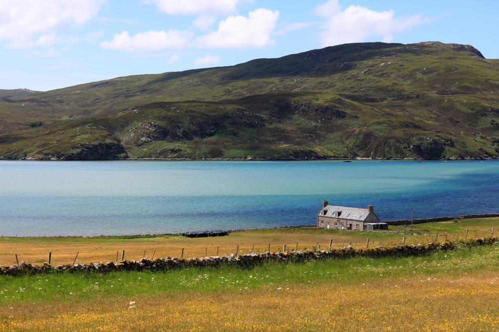 La maison du lac