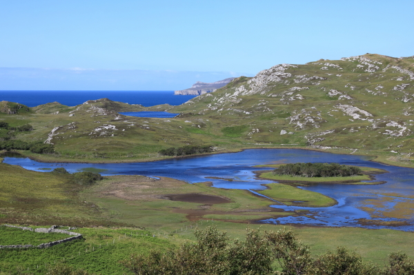 Entre Durness et Tongue.