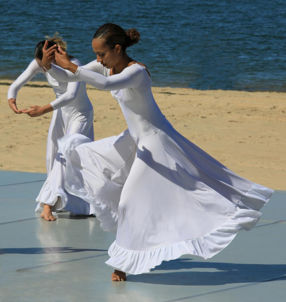 Danser sur un gospel 2