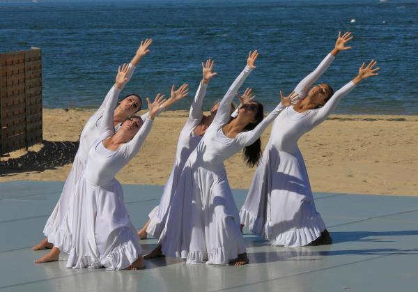Danser sur un gospel 4