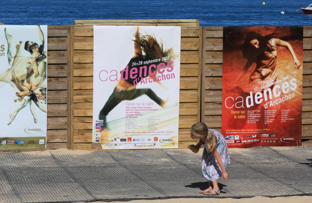 Cadences ou danser sur le sable...