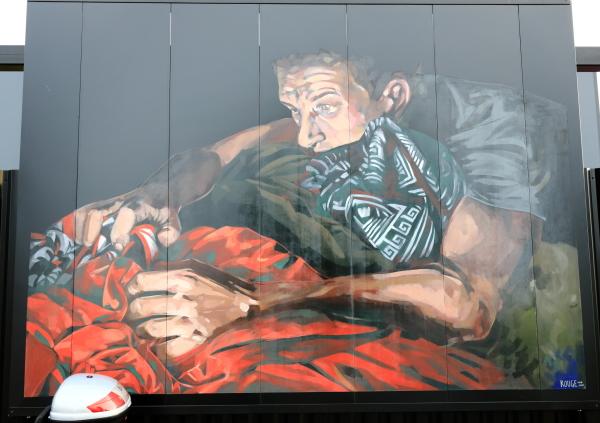 Street art à La Teste.