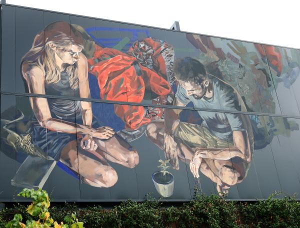 Street art à La Teste. (2)
