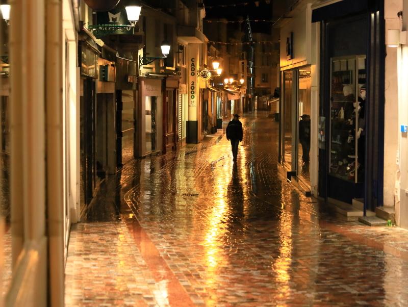 Les ruelles le soir... 2