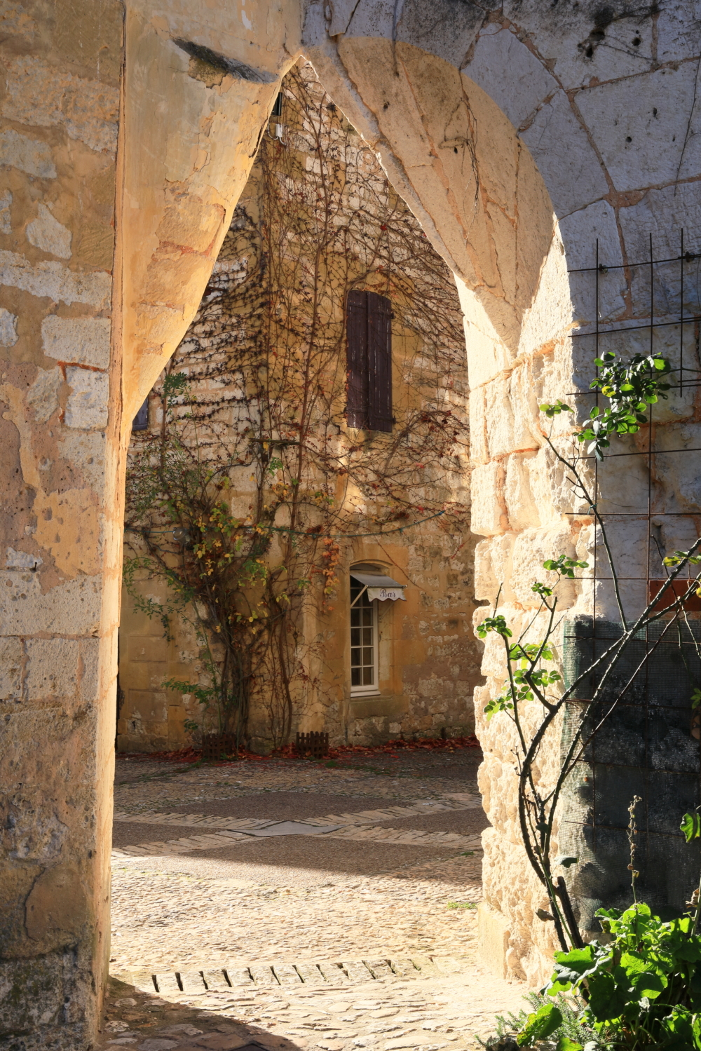 Bastide de Monpazier 2