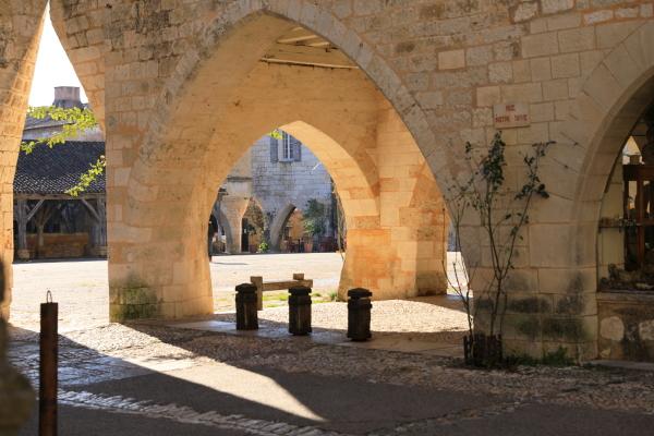Bastide de Monpazier 3
