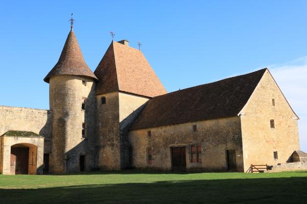 Château de Biron 3