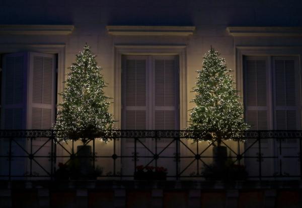 Noël au balcon?