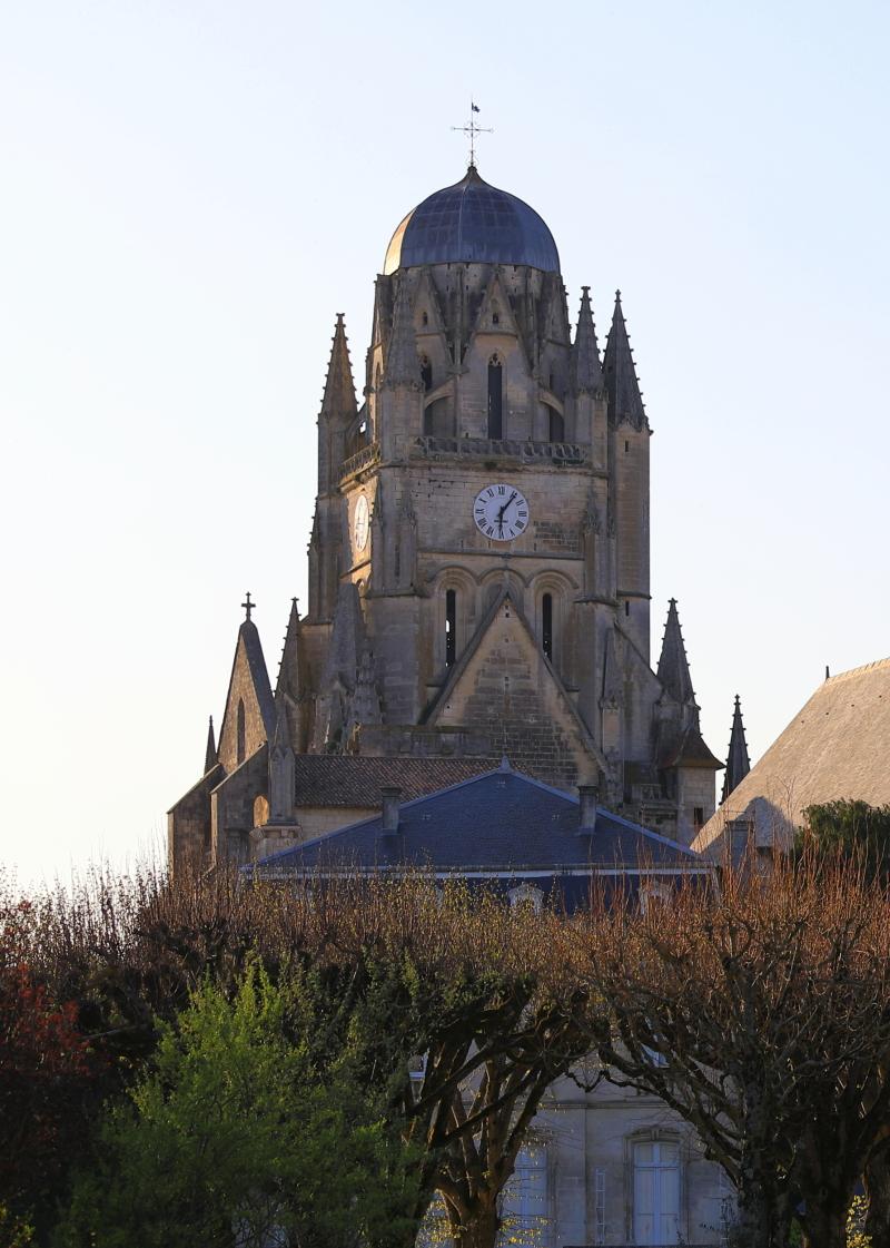 La cathédrale de Saintes