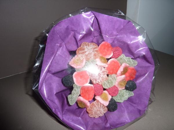 Bouquet sucré !