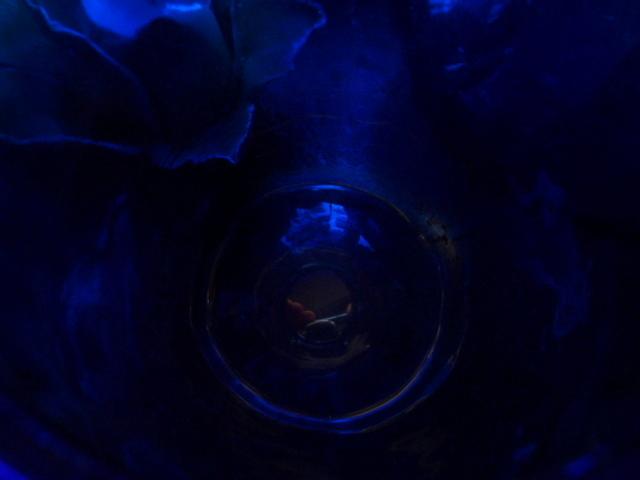 Dark light !