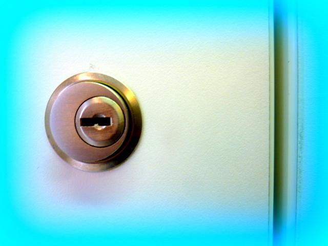 Une bonne serrure n'a qu'une seule clef !