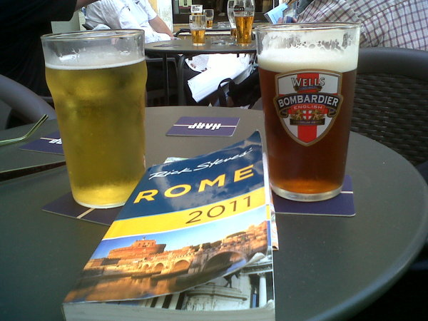Saturday afternoon in Roma!