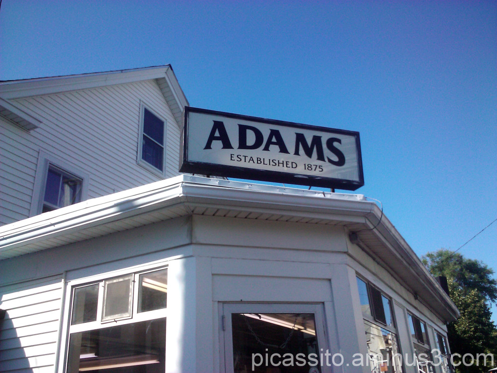 Adams Apothecary in P-town
