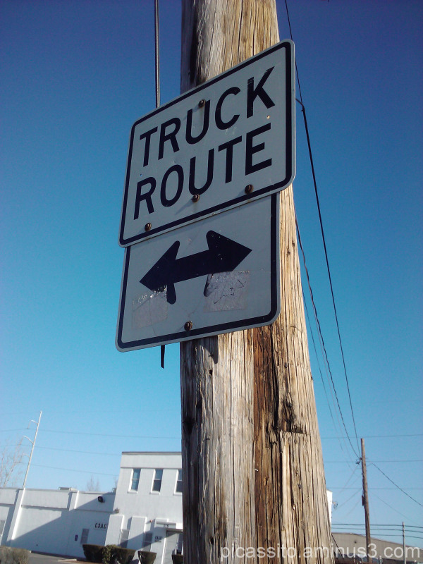 Truck Route