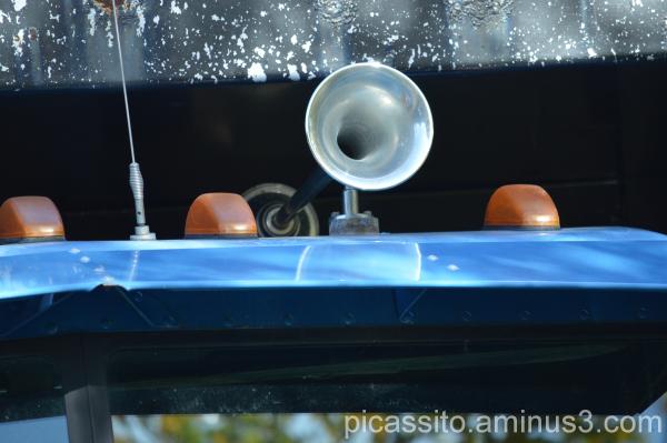 Peterbuilt Truck Horn