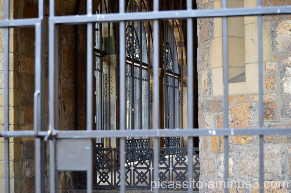Peering Through The Gates