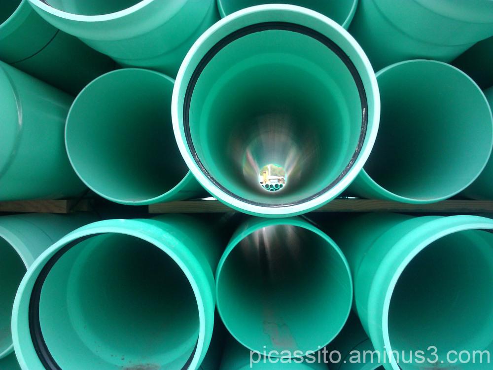 Tubes to See Through