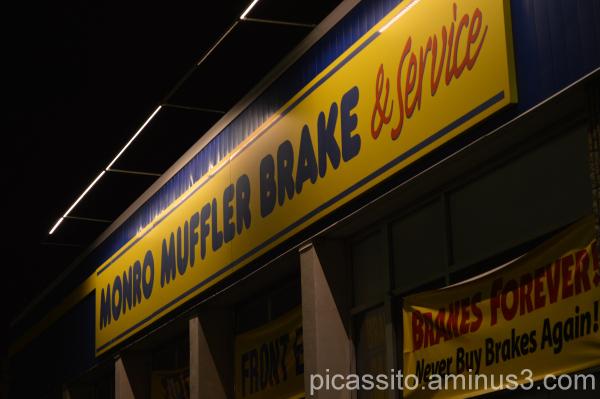 Monroe Muffler & Brakes