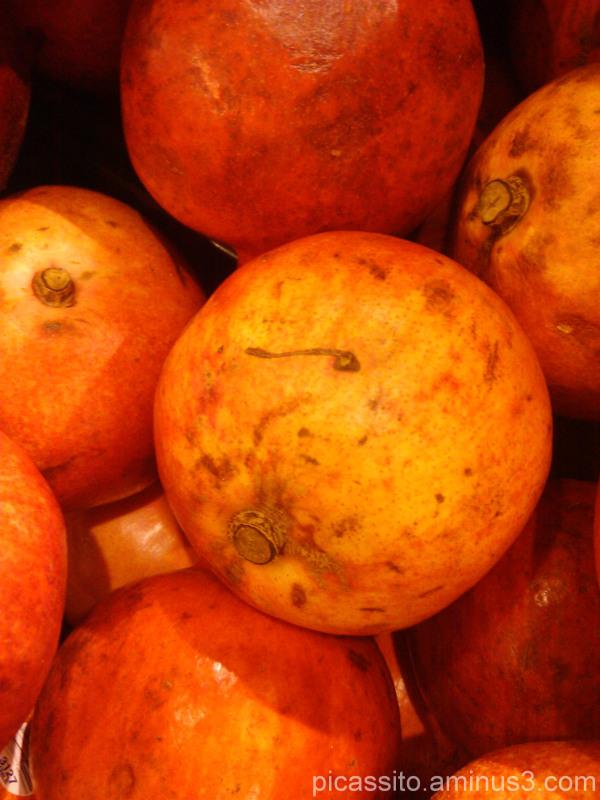 Plenty of Pomegranates