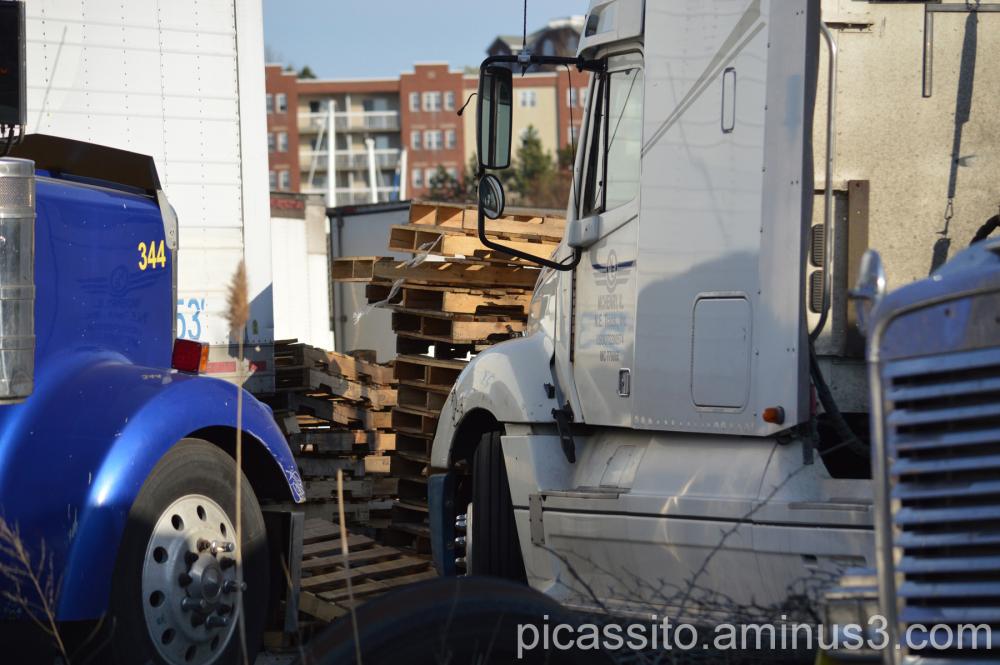 Chelsea Truck Dock