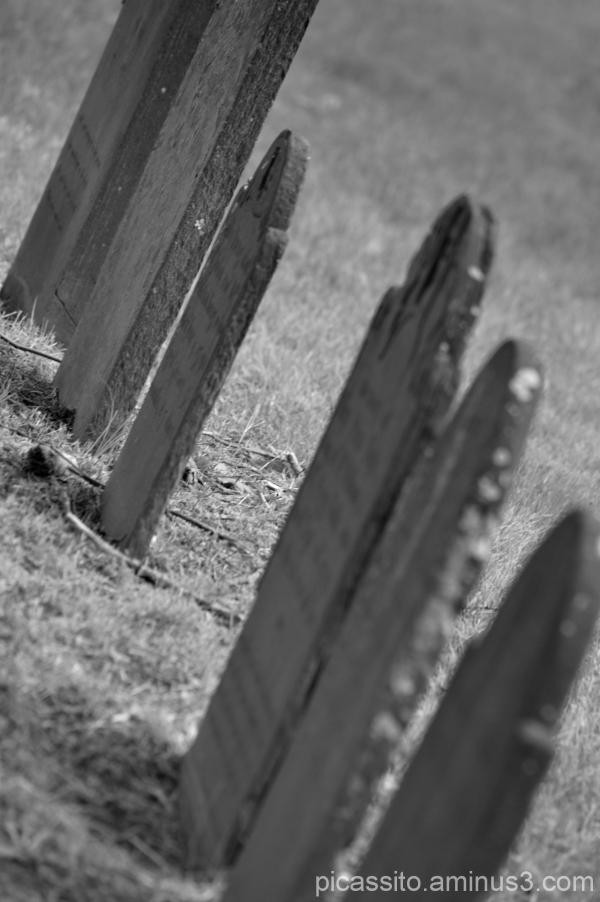 An Angle of Graves