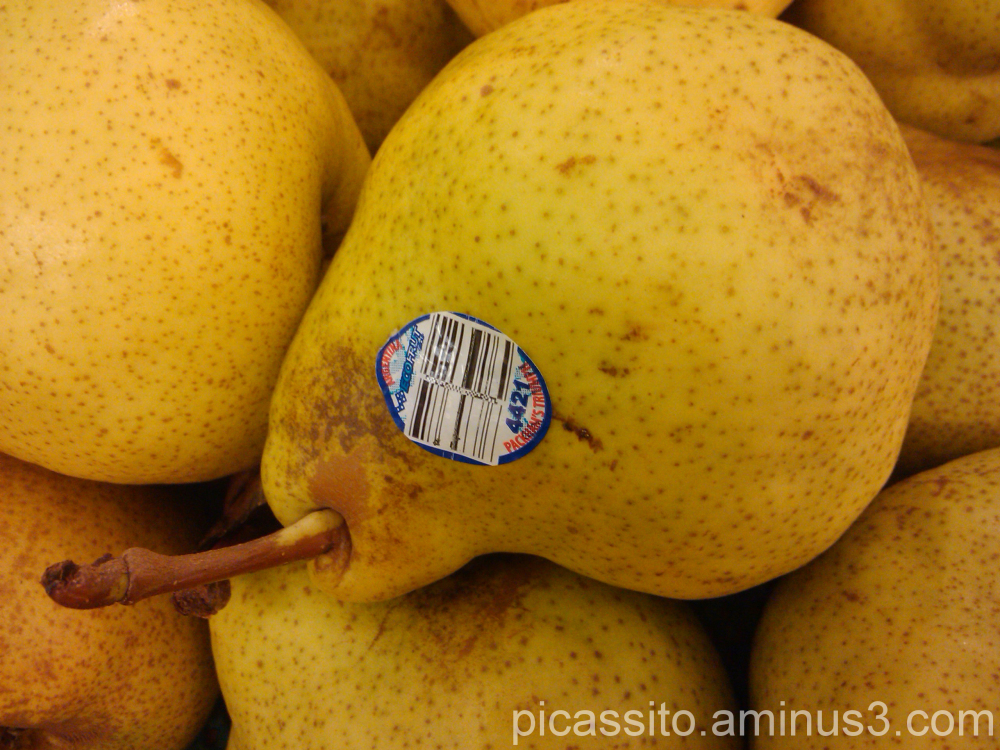 The Spotted Pear