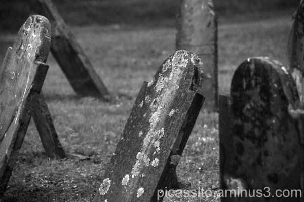 Old Decrepit Graves