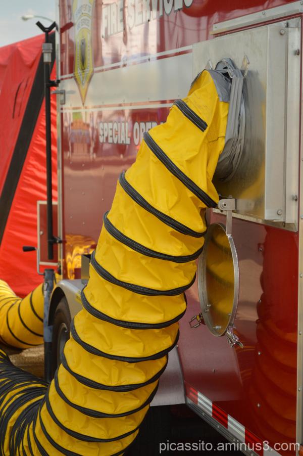 Fire Truck Hose