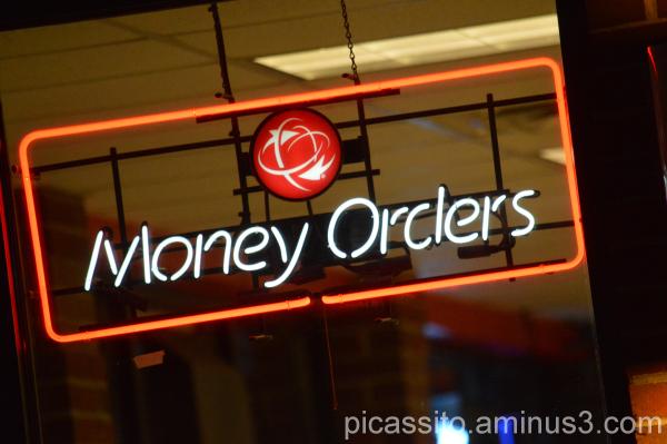 Money Orders Here
