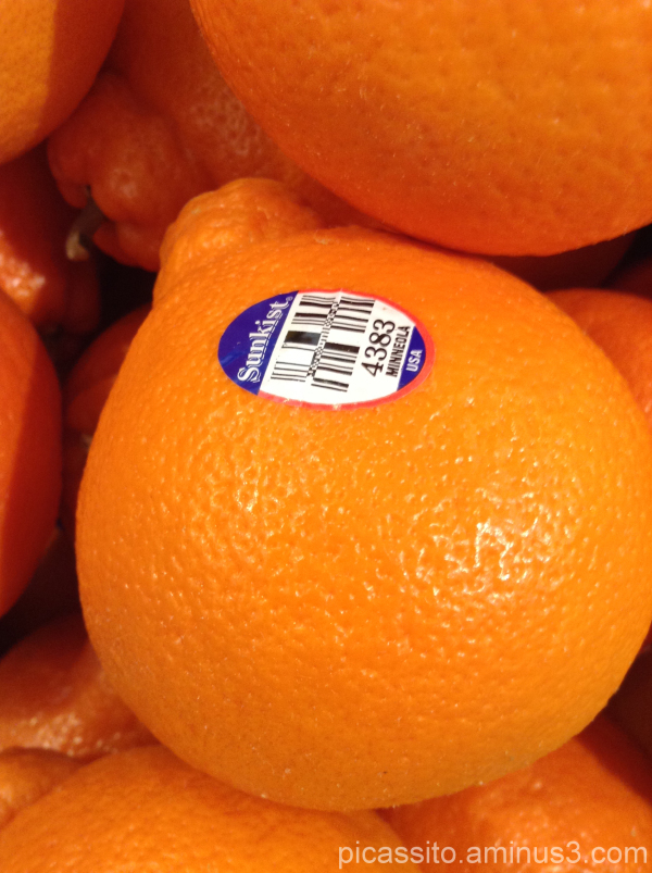 It's a Tangelo, Not an Orange!