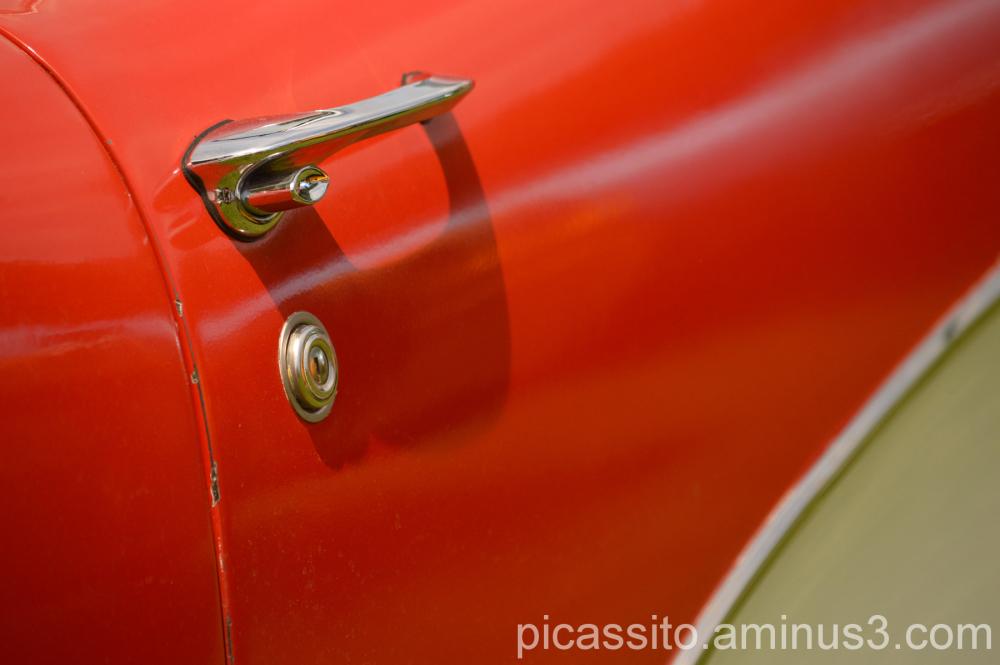 Corvette Door Handle