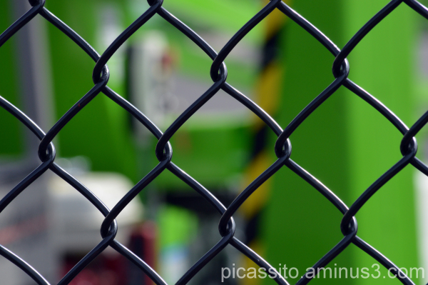 Fence Blur