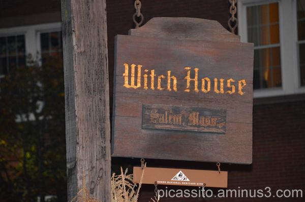 Salem With House