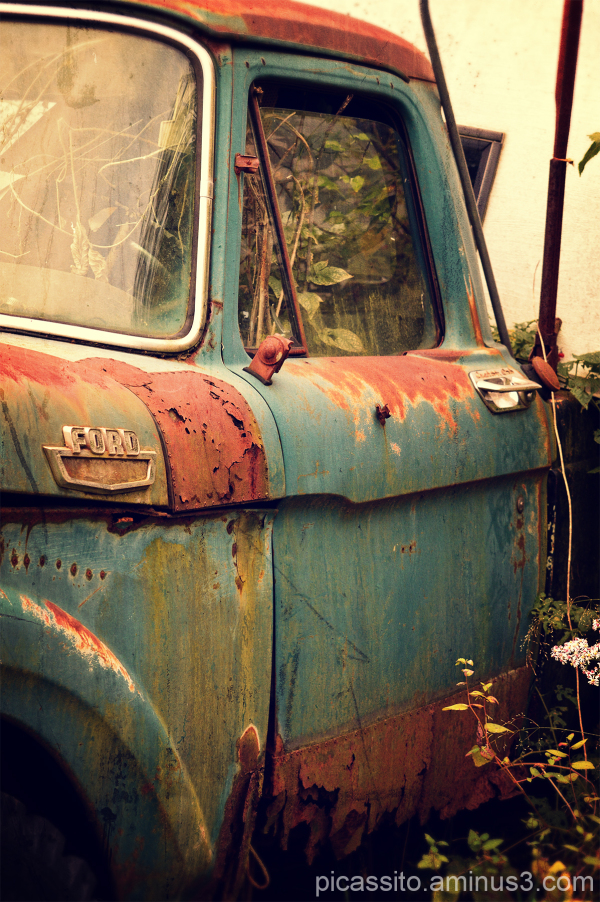 Rusted Ford
